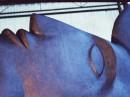 Fertige Skulptur Detail