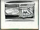 Skizzenbuch / Quaderno di lavoro (V39), 1991 – 1992
