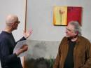 Vernissage: Simon Maurer e/und Sergio Tappa (1)