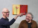 Vernissage: Simon Maurer e/und Sergio Tappa (2)